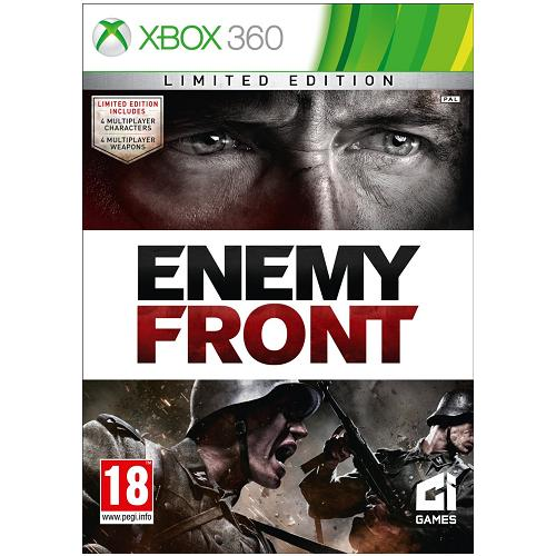 Enemy Front Limited Edition Xbox 360 Game