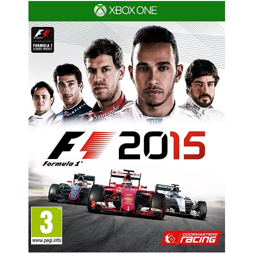 F1 2015 Xbox One Game