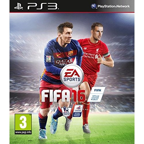 FIFA 16 PS3 Game