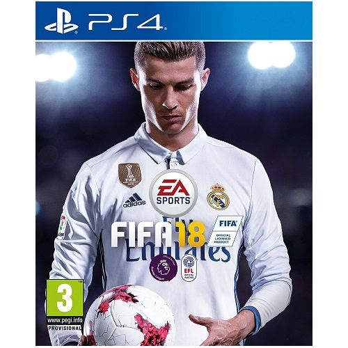 FIFA 18 | PS4 | Gamereload.co.uk