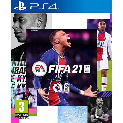 FIFA 21 PS4 Game