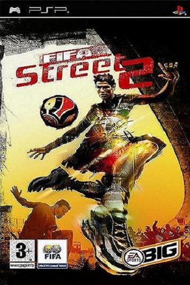 FIFA Street 2 [Essentials] PSP Game