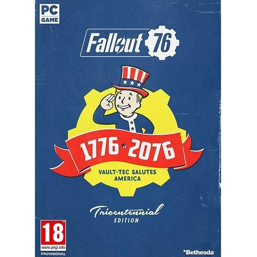 Fallout 76 Tricentennial Edition PC Game