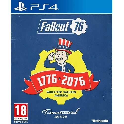 Fallout 76 Tricentennial Edition PS4 Game