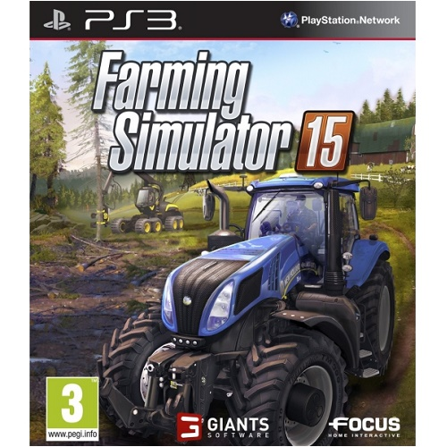 Farming Simulator 15 PS3 Game