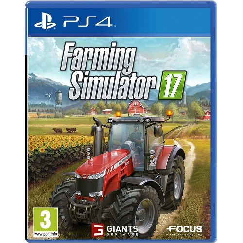 Farming Simulator 17 PS4 Game