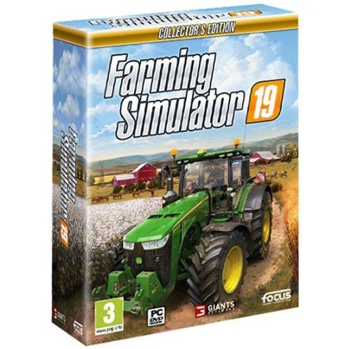 Farming Simulator 19 Collectors Edition PC Game