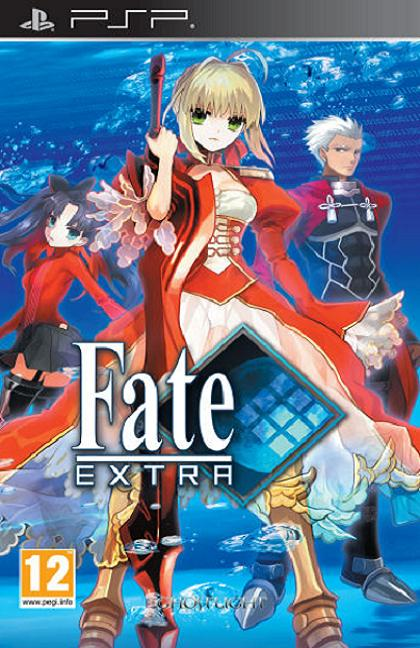 Fate Extra Collectors Edition PSP Game