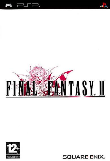 Final Fantasy II 2 PSP Game