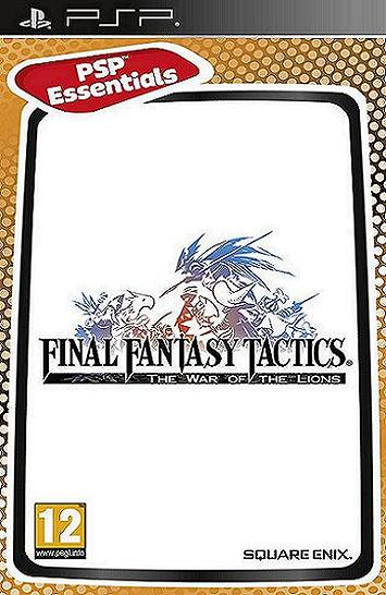 Final Fantasy Tactics The War of the Lions [Essentials] PSP Game