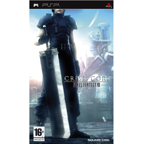 Final Fantasy VII Crisis Core [Platinum] PSP Game