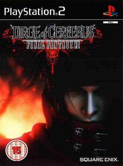 Final Fantasy VII Dirge of Cerberus PS2 Game