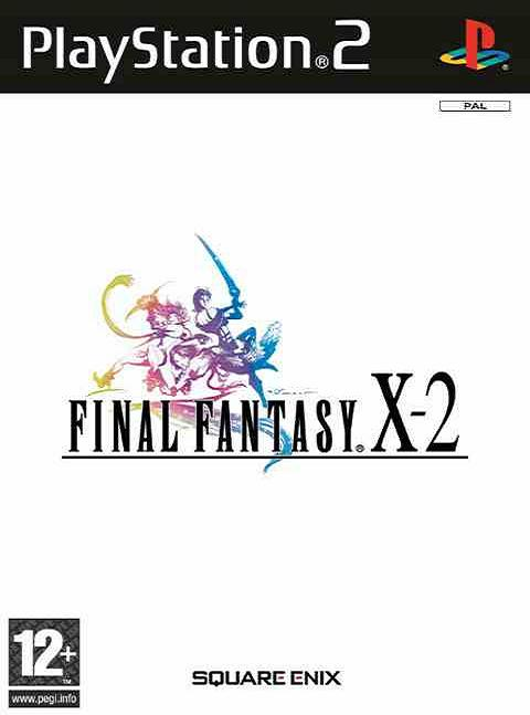 Final Fantasy X2 PS2 Game