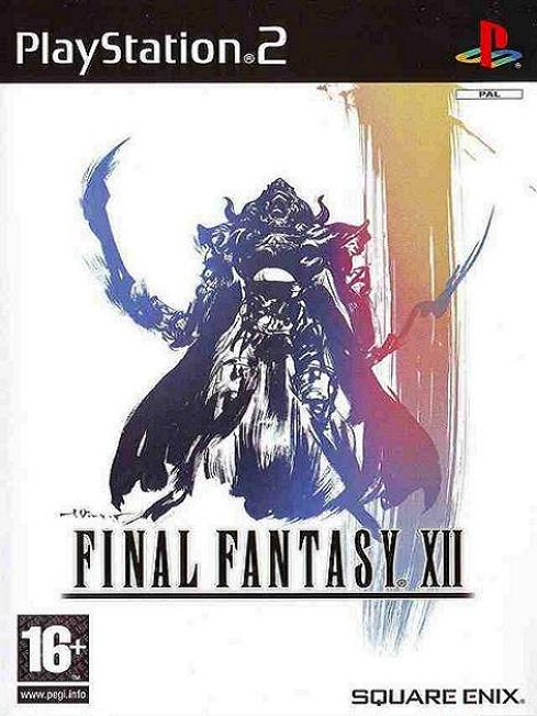 Final Fantasy XII (12) PS2 Game