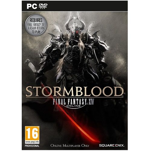 Final Fantasy XIV (14) Stormblood PC Game