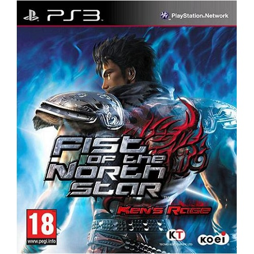 Fist Of The North Star Kens Rage 2 Game Xbox 360: Fist Of The North Star Kens Rage For PS3