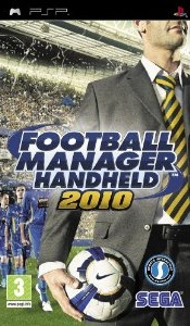 Football Manager 2010 PSP Game