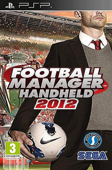 Football Manager 2012 PSP Game