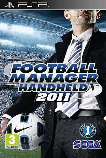 Football Manager Handheld 2011 PSP Game