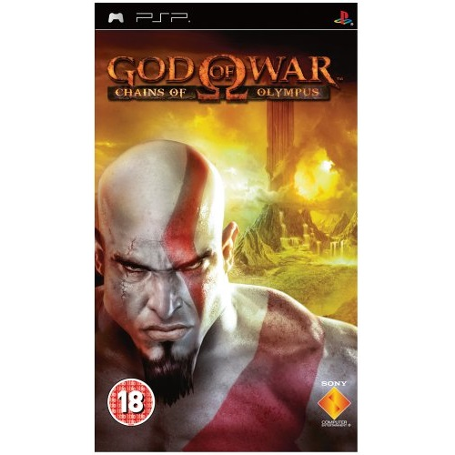 God of War Chains of Olympus [Platinum] PSP Game