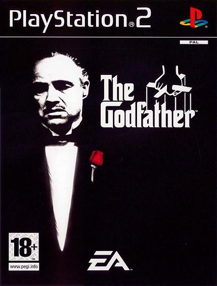 Godfather The Game PS2 Game