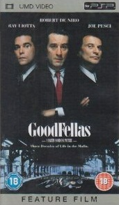 Goodfellas UMD Video PSP Game