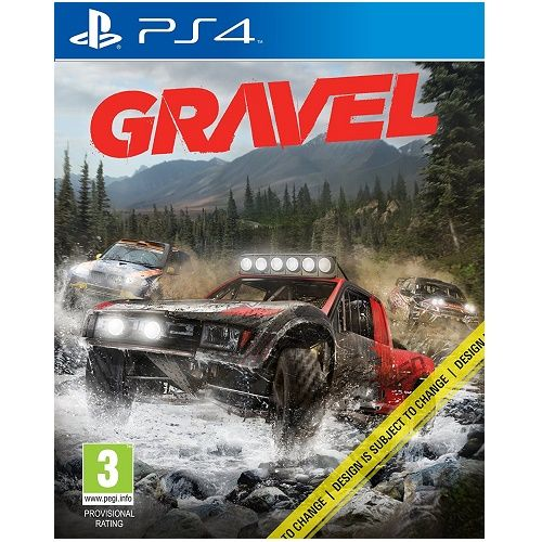 Gravel | PS4 - Gamereload