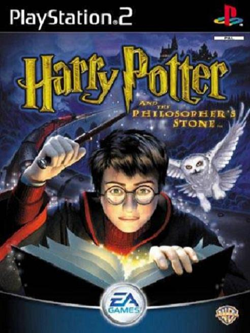 Harry Potter And the Philosophers Stone PS2 Game