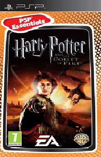 Harry Potter Goblet of Fire [Essentials] PSP Game