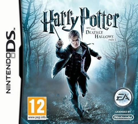 Harry Potter and the Deathly Hallows Part 1 Nintendo DS Game
