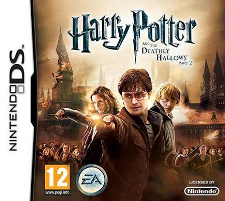 Harry Potter and the Deathly Hallows Part 2 Nintendo DS Game