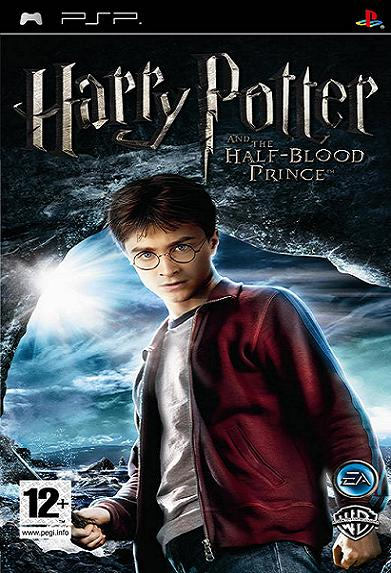Harry Potter and the Half Blood Prince [Platinum] PSP Game