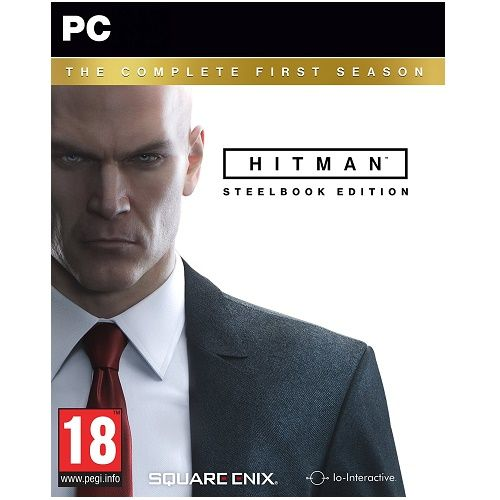 Hitman The Complete First Season PC Game