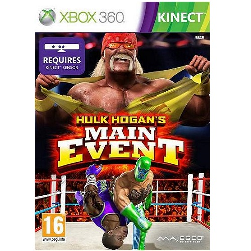 Hulk Hogan's Main Event Kinect for Xbox 360 | Gamereload