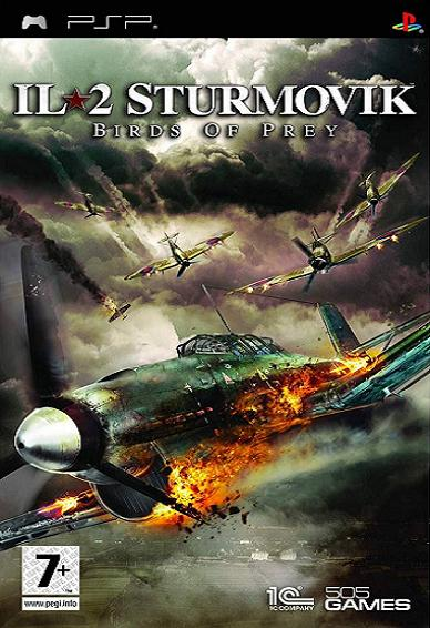 IL-2 Sturmovik Birds of Prey PSP Game
