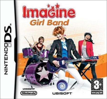 Imagine Girl Band Nintendo DS Game