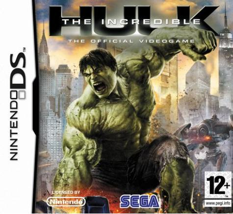 The Incredible Hulk for Nintendo DS - Gamereload