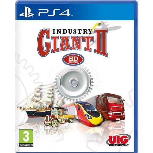 Industry Giant 2 HD Remake PS4 Game