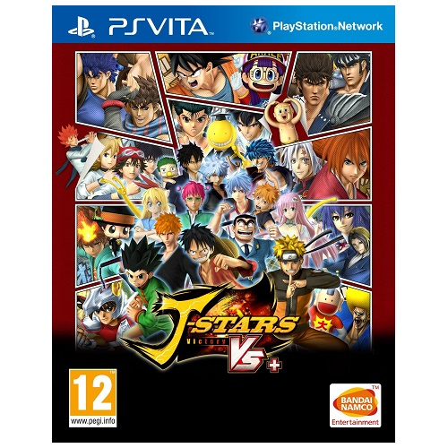 J-Stars Victory VS+ PS Vita Game