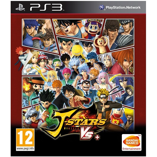 J-Stars Victory VS+ PS3 Game
