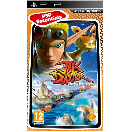 Jak and Daxter The Lost Frontier [Essentials] PSP Game