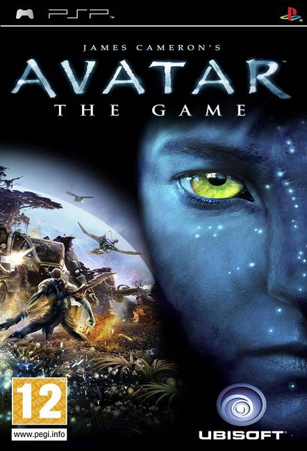James Camerons Avatar The Game [Essentials] PSP Game