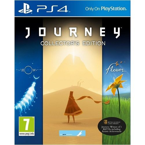 Journey Collectors Edition for PS4 | Gamereload.co.uk