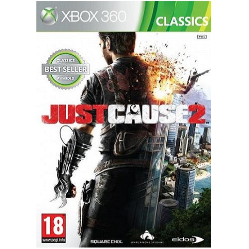 Just Cause 2 [Classics] Xbox 360 Game