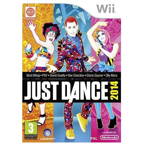 Just Dance 2014 Nintendo Wii Game
