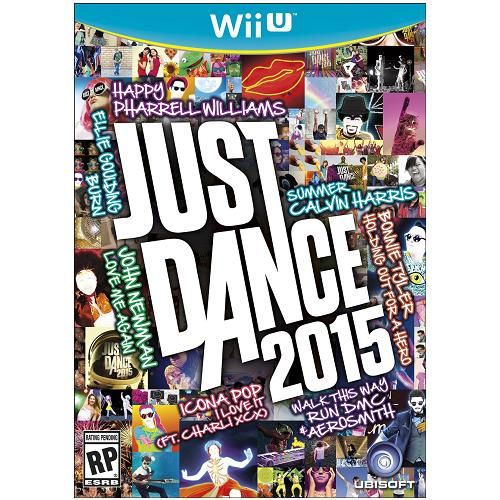 Just Dance 2015 Wii U Game