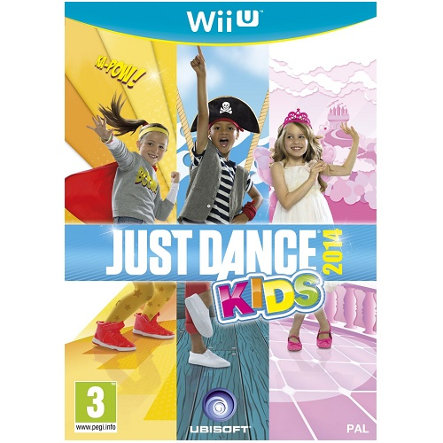 Just Dance Kids 2014 Wii U Game