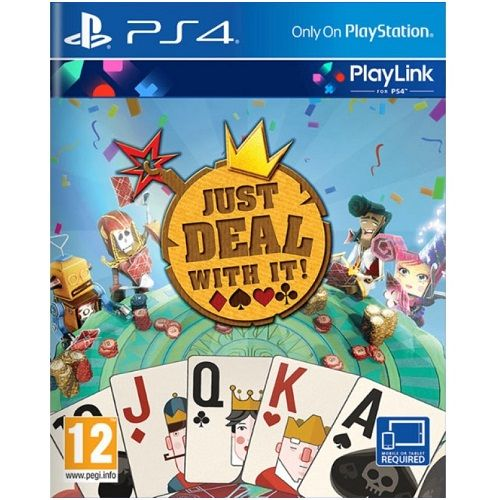 Just Deal With It [Playlink] PS4 Game