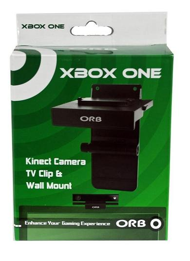 Kinect Camera TV Clip and Wall Mount (ORB) Xbox One