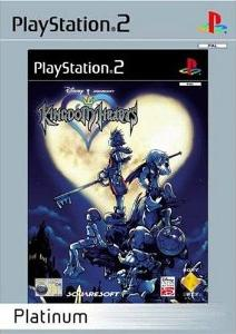 Kingdom Hearts Platinum PS2 Game